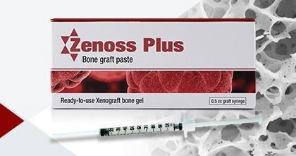 Zenoss Plus - Bone in Syringe